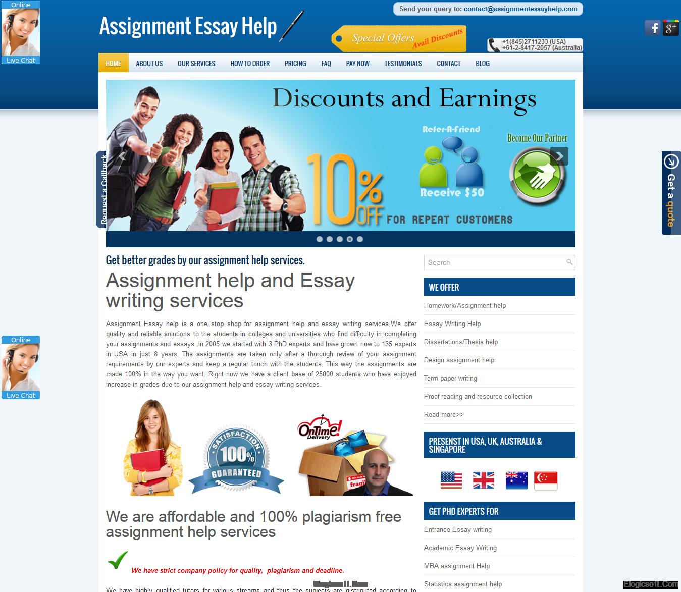 www.assignmentessayhelp.com