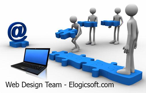 Web design team India - elogicsoft.com