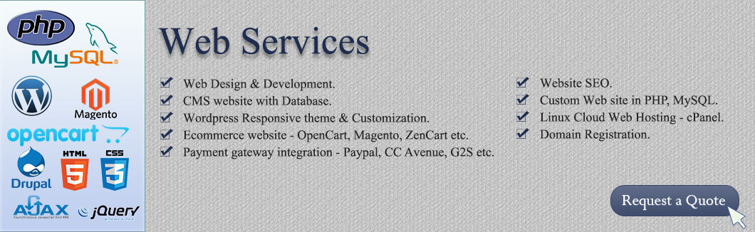 Freelance Web Services